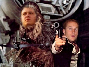 Benbacca and Geoff Solo