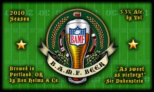 BAMF Beer