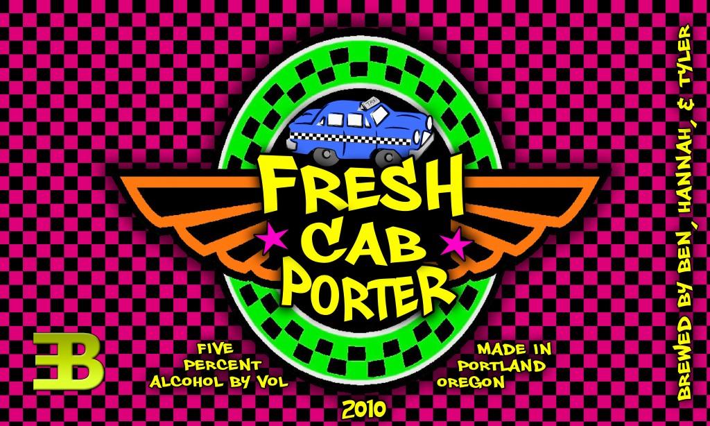 Fresh Cab Porter