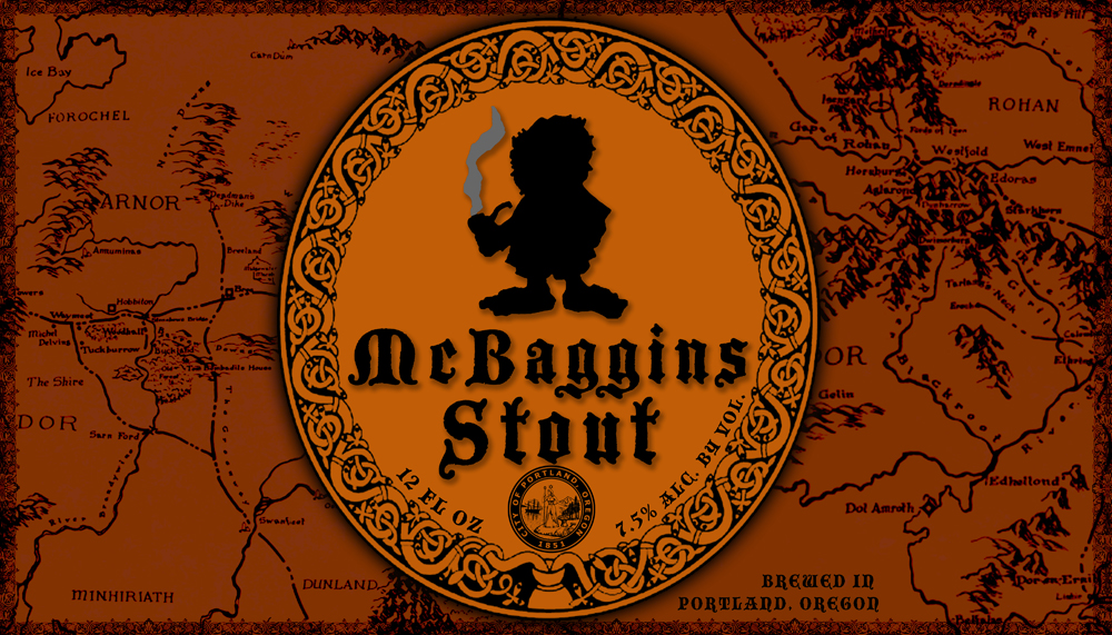 McBaggins Stout