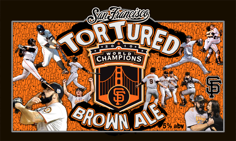Tortured Brown Ale